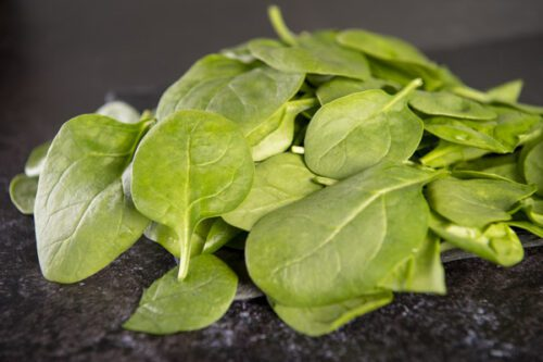 Baby Spinach (250g) - 01