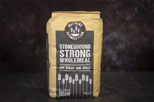 Traditional Stoneground Wholemeal Flour (1.5kg) - 01