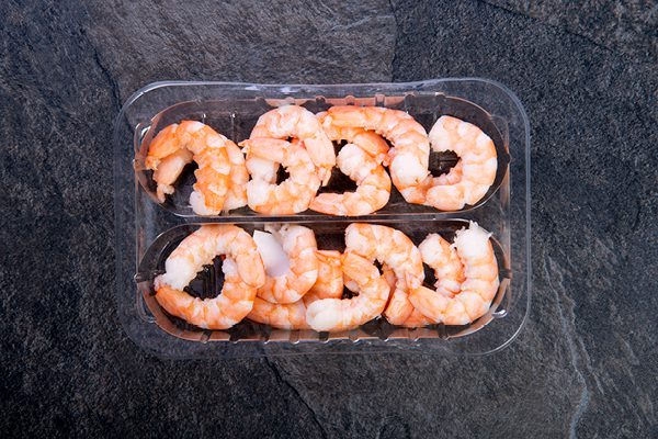 Peeled and Cooked King Prawns (150g) - 03