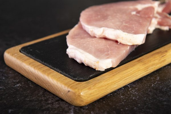 Home Cured Gammon Steaks (2x200g) - 03