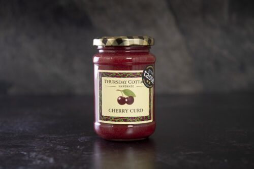 Cherry Curd 310g - Thursday Cottage - 44 Foods - 01