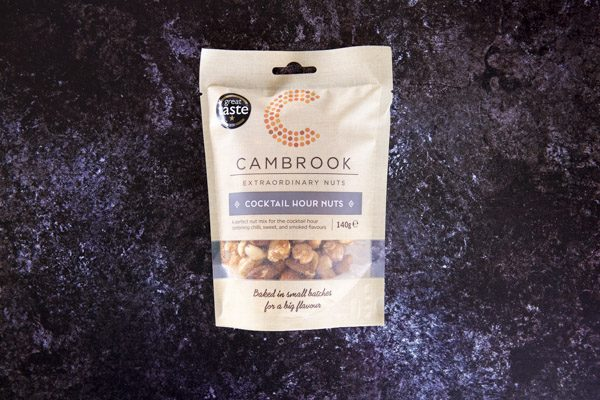 Cocktail Mixed Nuts 140g - Cambrook  - 44 Foods - 01