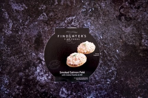 Smoked Salmon Paté with Crème Fraiche and Dill 115g - Findlater's Fine Foods - 44 Foods - 01
