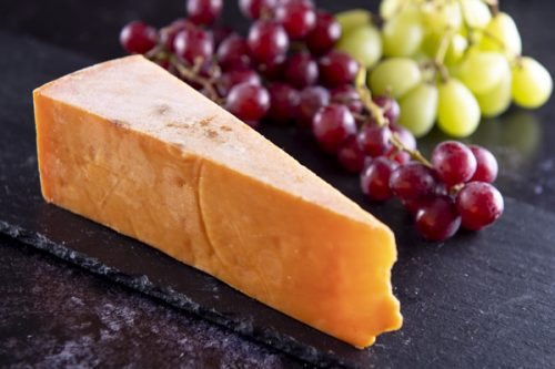 Sparkenhoe Red Leicester 200g - The Cheese Merchant - 44 Foods - 01