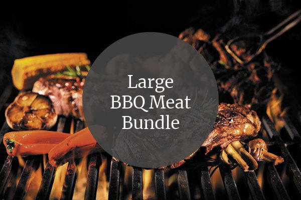 44 Foods Barbecue Food Barbecue Meat Bundle Box